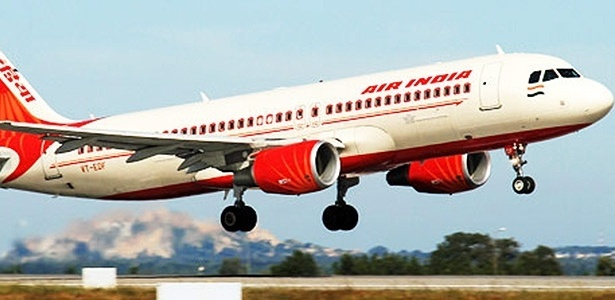 Voo da Air India enfrentou problemas