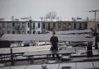 Experimento solar permite que vizinhos comercializem energia entre si - Kevin Hagen/The New York Times