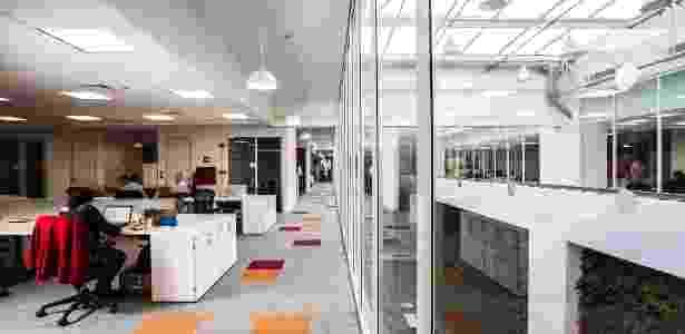 6 - Novo escritório da Nokia no Brasil - Fernando Moraes/UOL - Fernando Moraes/UOL