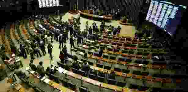 27.jul.2017 - Câmara prevê votar denúncia contra Michel Temer no dia 2 de agosto - Marcelo Camargo/Agência Brasil - Marcelo Camargo/Agência Brasil