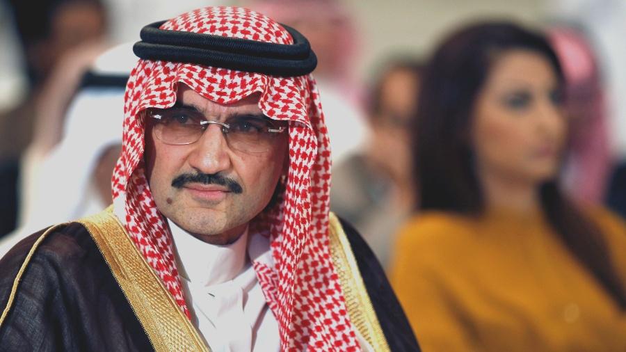 Patrimônio do príncipe saudita Alwaleed bin Talal é de US$ 15,2 bilhões - Hamad I Mohammed/REUTERS