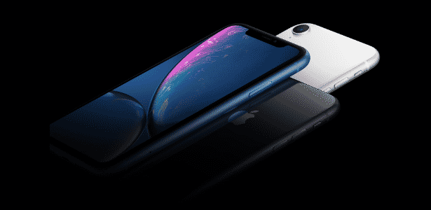 iPhone XR, novo celular da Apple, mais barato que o XS - Reprodução Apple
