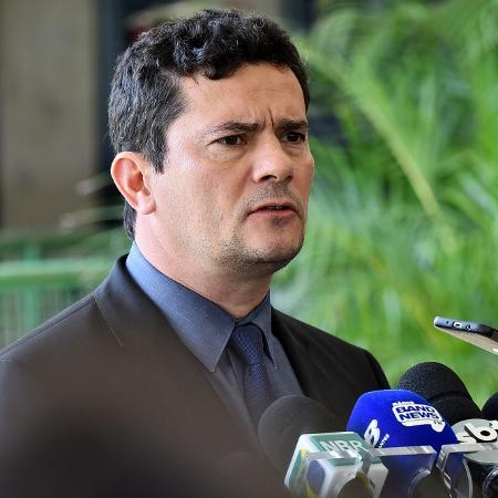 Entrevista do futuro ministro da Justiça, Sergio Moro, no CCBB - Rafael Carvalho 26.nov.2018/Governo de Transição