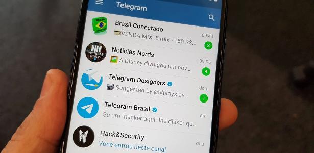 """Fundador do Telegram provoca rival e diz que """"o WhatsApp nunca ..."""