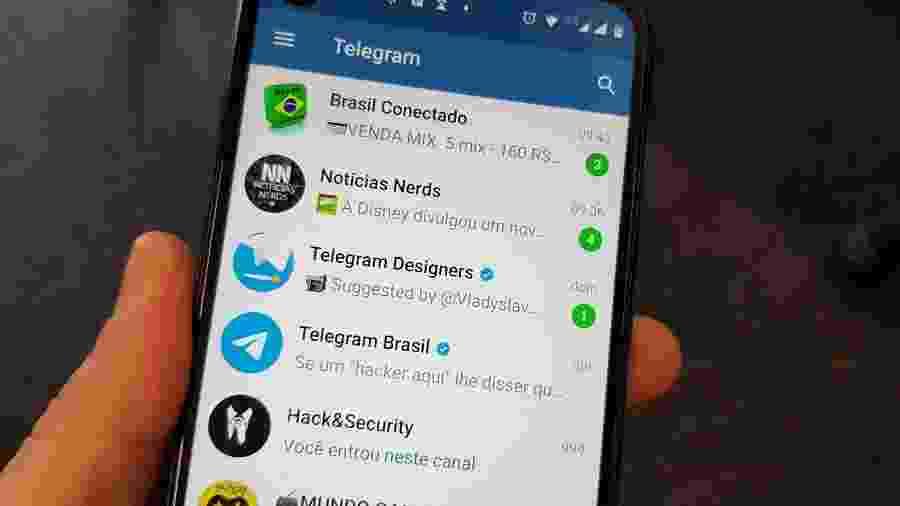 """""""Não houve um dia em dez anos que o WhatsAppestava seguro"""", diz cofundador do Telegram - Márcio Padrão/UOL"""