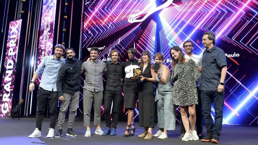 Agência AKQA faturou um dos grandes prêmios do festival com campanha para rapper Baco Exu do Blues - Divulgação/Cannes Lions