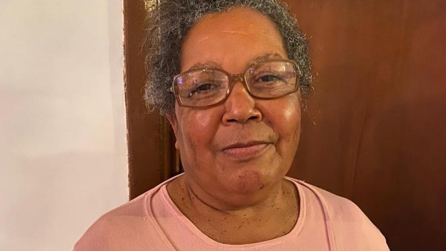A história da diarista Maria Alves, 58, ilustra a dificuldade de milhões de brasileiros que estão em busca do auxílio emergencial de R$ 600 - Arquivo pessoal