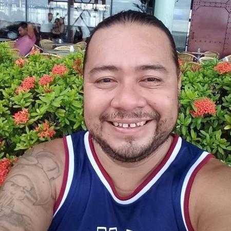 Evandro Silva, enfermeiro, morreu de covid-19 - Reprodução/Facebook