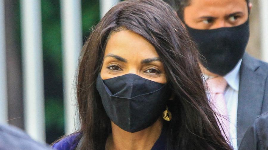 Deputada federal Flordelis já estava proibida de falar sobre as testemunhas nas redes sociais - Ellan Lustosa/Estadão Conteúdo
