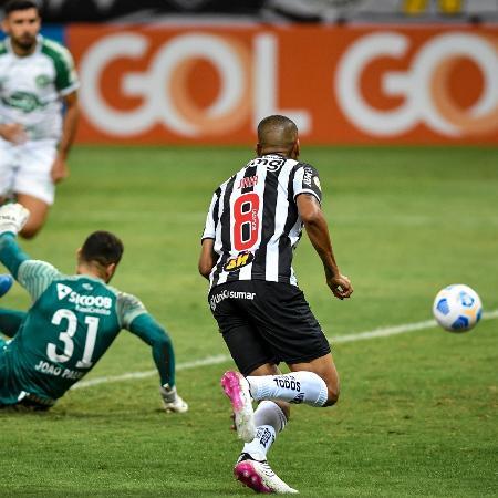 Atlético e Chapecoense pela quinta rodada - Agência I7/Mineirão