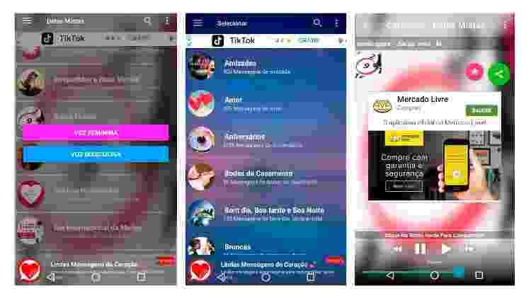 App para fazer mensagem para Dia dos Avós (Android) 3 - Reprodução - Reprodução