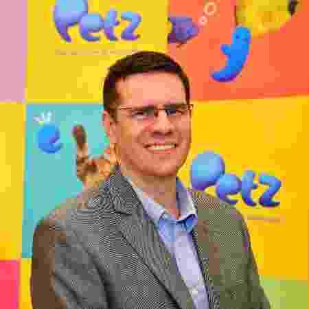 Sergio Zimerman, fundador e presidente do Pet Center Marginal, que, desde abril de 2015, passou a se chamar Petz - Marcelo Barabani/Divulgação - Marcelo Barabani/Divulgação