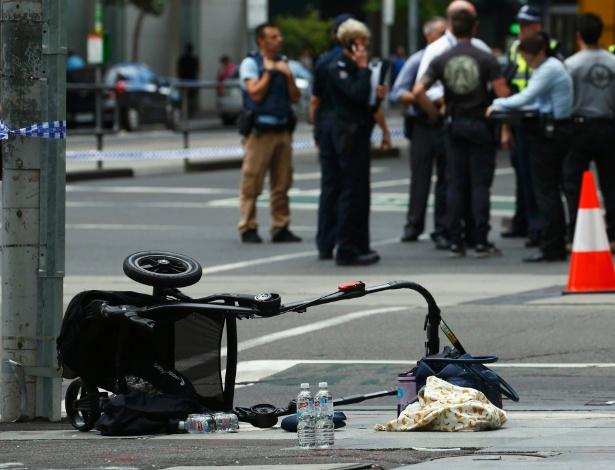 Uma criança está entre as vítimas de atropelamento em Melbourne