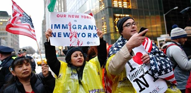Prefeitos de cidades como Nova York, Los Angeles e San Francisco prometem proteger imigrantes de Donald Trump