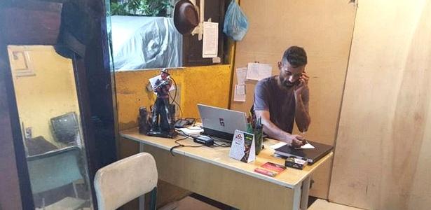 Ubra funciona a partir de uma garagem na Brasilândia, em São Paulo