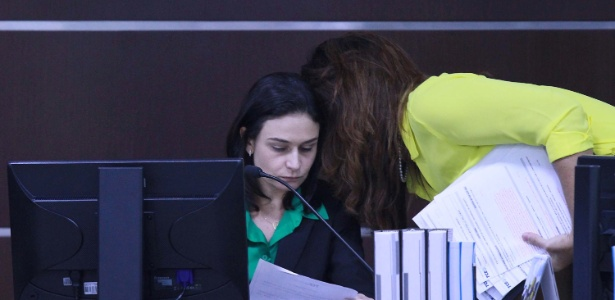 Marianna Montebello Willemann presidiu a primeira sessão após o 'Quinto do Ouro'