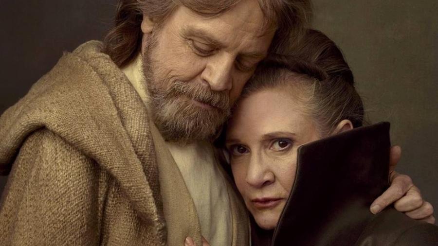 Star Wars: Os Últimos Jedi - Divulgação