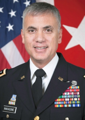 Tenente-general Paul M. Nakasone
