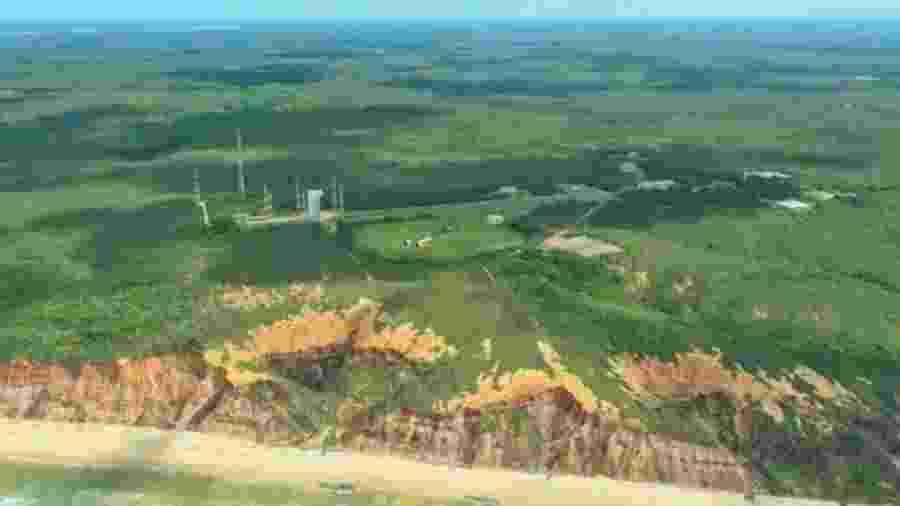 Base de Alcântara (MA) será usada pelos Estados Unidos - AGÊNCIA FORÇA AÉREA / SGT. REZENDE