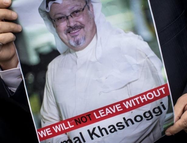 Khashoggi não é visto desde 2 de outubro e pediu a noiva que avisasse a um assessor do presidente da Turquia caso ele não voltasse - Getty Images