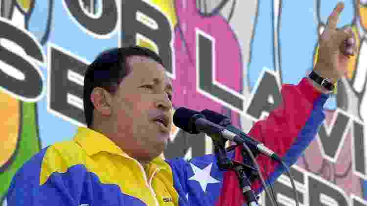hugo chavez - Getty Images - Getty Images