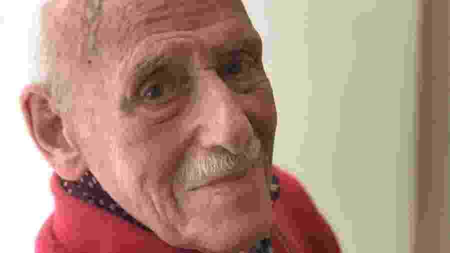 Paul Sobol, sobrevivente de Auschwitz - Jamil Chade/UOL
