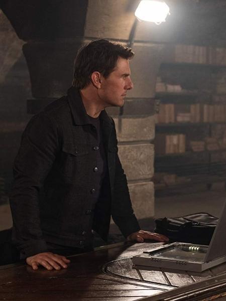 """Tom Cruise, em cena de """"Missão: Impossível - Efeito Fallout"""" - Divulgação/Paramount Pictures"""