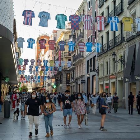 Arquivo - A taxa de desemprego na Espanha subiu a 16,26% no terceiro trimestre, em um momento de crise econômica provocada pela pandemia - NurPhoto via Getty Images