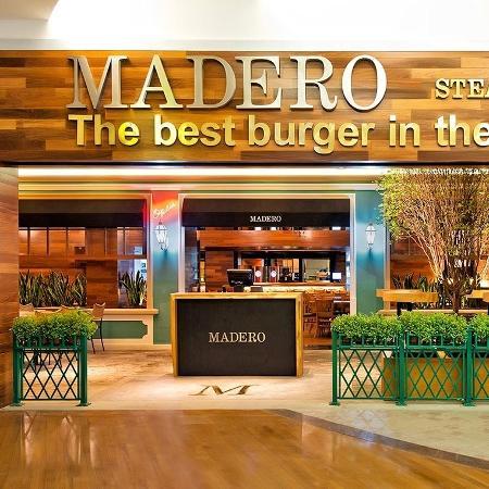 Restaurante Madero no Ribeirão Shopping, em Ribeirão Preto (SP) - Divulgação