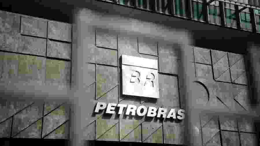 Fachada de prédio da Petrobras - Tânia Rêgo/Agência Brasil