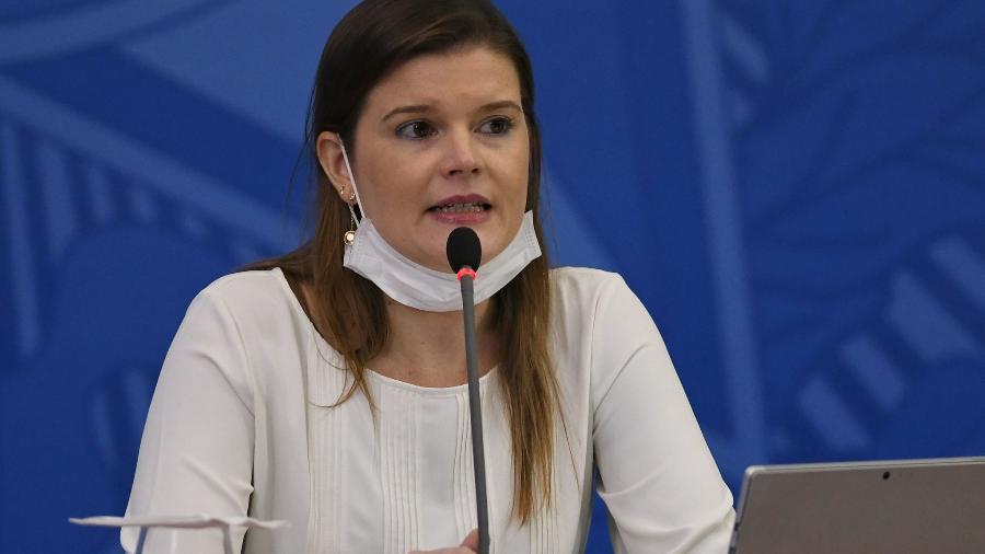 Martha Seillier, secretária especial do PPI (Programa de Parcerias de Investimentos) - Edu Andrade/ASCOM/Ministério da Economia