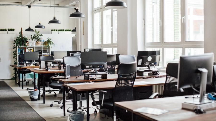 Quando a cobrança da empresa é grande e o equipamento, inadequado, o estresse do colaborador sobe - Alvarez/Getty Images