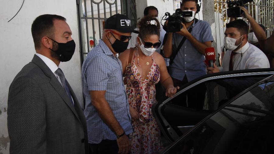Fabrício Queiroz foi preso em junho de 2020 e solto em março deste ano, quando já estava em prisão domiciliar - José Lucena/Folhapress
