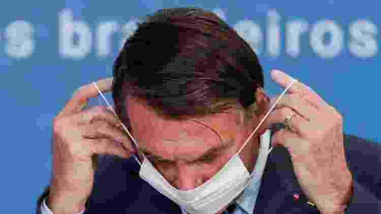 Jair Bolsonaro - Ueslei Marcelino/Reuters - Ueslei Marcelino/Reuters