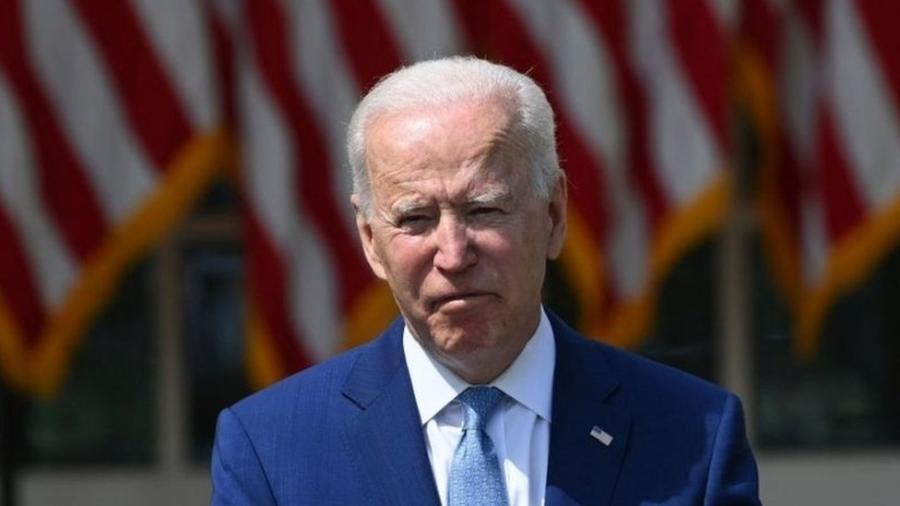 Biden publica declaração de impostos, retomando uma tradição não cumprida por Trump - AFP