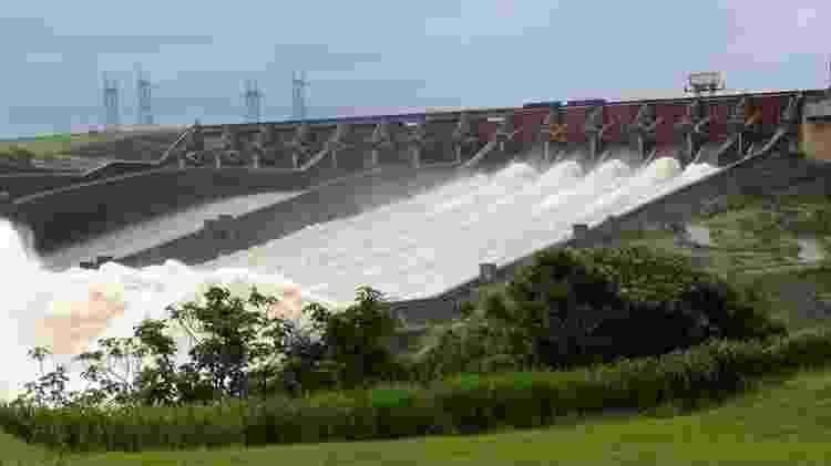 Hidrelétricas do Sudeste respondem por cerca de 70% da energia produzida no país - Getty Images - Getty Images