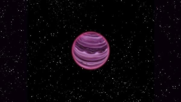 4.nov.2015 - PREVISÃO DE CALOR - Uma equipe de astrônomos do Observatório Europeu do Sul (ESO) no Chile conseguiu identificar pela primeira vez como está o tempo em um planeta fora do nosso Sistema Solar. No PSO J318.5-22, a previsão é que o clima seja nublado e quente, com tempestade de poeira e chances de chuvas, mas chuva de ferro. Os pesquisadores usaram centenas de imagens infravermelhas do planeta, que é um gigante gasoso como Júpiter, para descobrir que o PSO J318.5-22 está girando a cada cinco horas e tem várias camadas de nuvens, grossas e finas, com temperaturas de cerca de 800ºC. Com a técnica, a equipe pretende criar boletins meteorológicos para gigantes gasos e, um dia, para planetas rochosos como a Terra