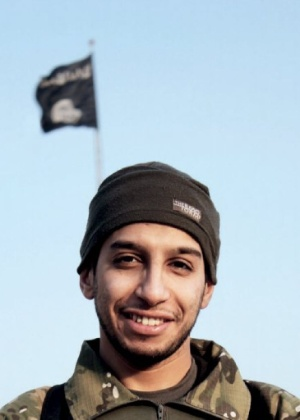 Foto sem data mostra o belga Abdelhamid Abaaoud, suspeito de ser mentor dos ataques terroristas em Paris