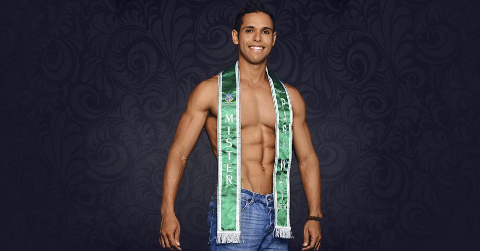 Park Way - Jhonatas Santos, 25 anos