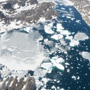 Groenlândia continua perdendo gelo todos os anos