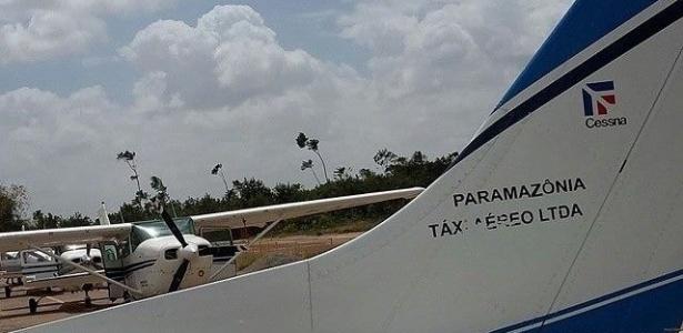 Avião da empresa Paramazônia prestava serviço ao Ibama em Roraima