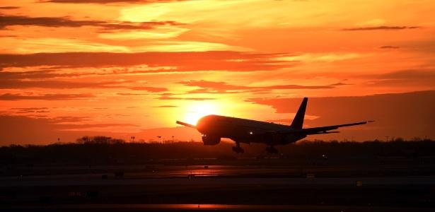 No Arizona (EUA), 43 voos foram cancelados durante uma onda de calor