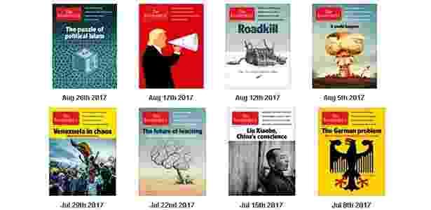 Economist - Reprodução - Reprodução