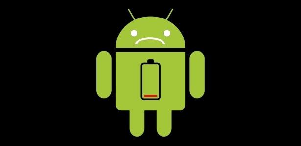 Seu celular vive descarregando com frequência? O problema pode não ser o aparelho, mas, sim, os aplicativos - Montagem/UOL