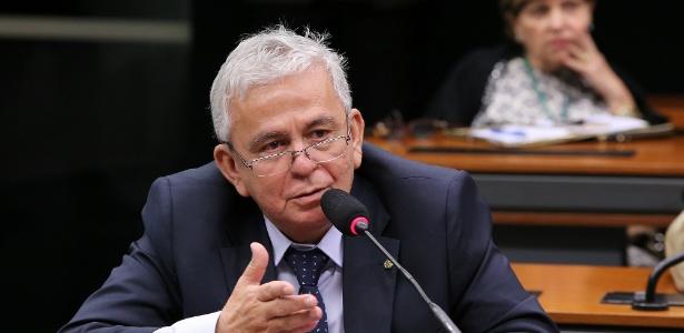 Pedro Fernandes é deputado federal pelo PTB-MA - Gilmar Felix 5.abr.2017 / Câmara dos Deputados