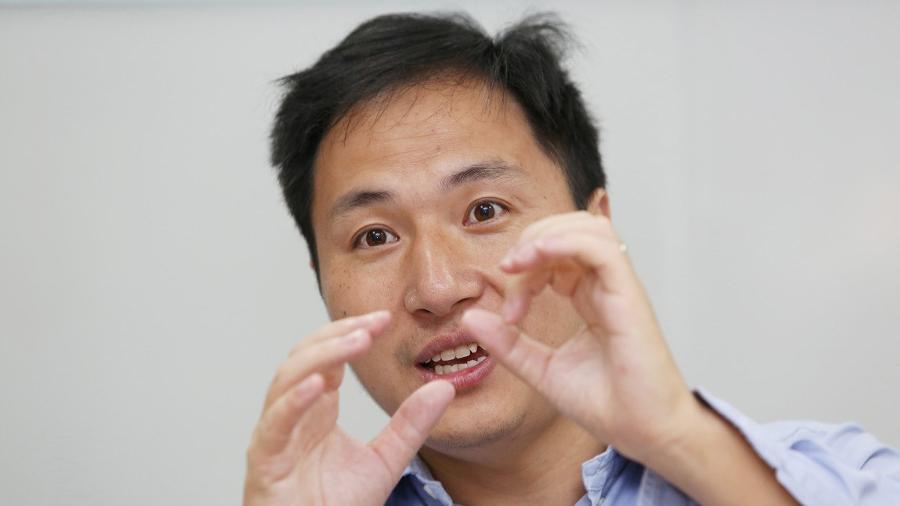 He Jiankui, cientista chinês que disse ter editado o material genético de bebês - Reuters