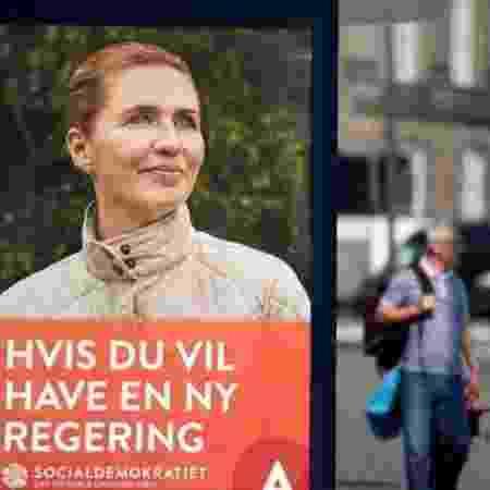 """Mette Frederiksen, a líder do partido: """"Você não é uma pessoa ruim só porque está preocupada com a imigração"""" - Reuters"""