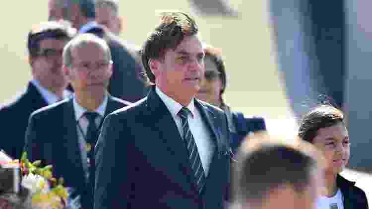 Bolsonaro - Prakash Singh/AFP - Prakash Singh/AFP