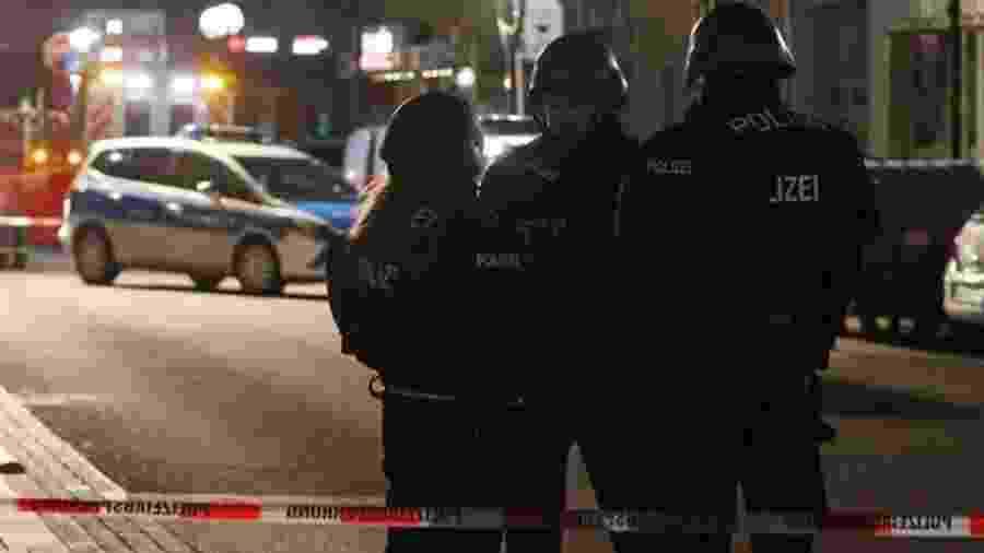 Ataques a tiros aconteceram na cidade de Hanau, no oeste da Alemanha - Reuters