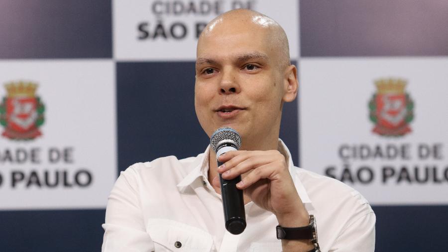 Bruno Covas, candidato à reeleição na cidade de São Paulo - Rovena Rosa / Agência Brasil